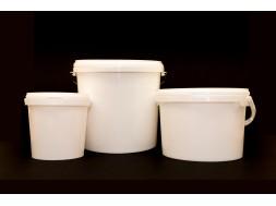 Plastic Buckets & Paper Cups