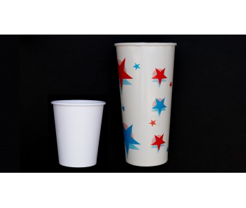 Paper Cups - pack of 50