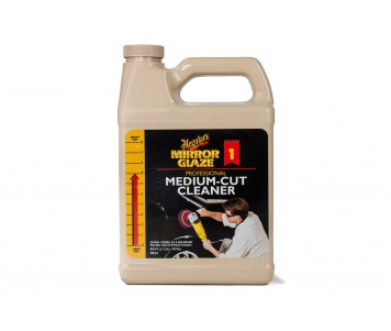 Meguiar's Medium Cut Cleaner 1