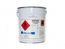Fire Resistant (Class II) Polyester Resin
