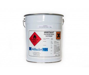 Fire Resistant Polyester Resin (Class II)