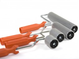 Metal Paddle Rollers
